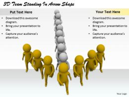 1813_3d_team_standing_in_arrow_shape_ppt_graphics_icons_powerpoint_Slide01