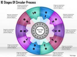 1813_business_ppt_diagram_10_stages_of_circular_process_powerpoint_template_Slide01