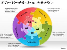 1813_business_ppt_diagram_5_combined_business_activities_powerpoint_template_Slide01