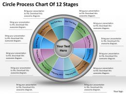 1813_business_ppt_diagram_circle_process_chart_of_12_stages_powerpoint_template_Slide01