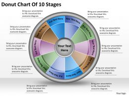 1813_business_ppt_diagram_donut_chart_of_10_stages_powerpoint_template_Slide01