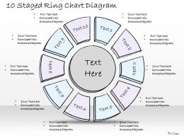 1814_business_ppt_diagram_10_staged_ring_chart_diagram_powerpoint_template_Slide01