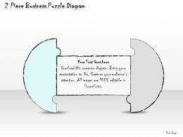 1814_business_ppt_diagram_2_piece_business_puzzle_diagram_powerpoint_template_Slide01