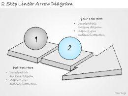 1814_business_ppt_diagram_2_step_linear_arrow_diagram_powerpoint_template_Slide03