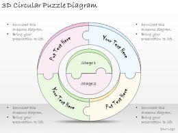 1814_business_ppt_diagram_3d_circular_puzzle_diagram_powerpoint_template_Slide01