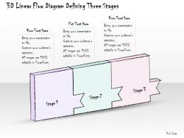 1814_business_ppt_diagram_3d_linear_flow_diagram_defining_three_stages_powerpoint_template_Slide01