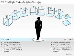 1814_business_ppt_diagram_3d_multiple_cube_graphic_design_powerpoint_template_Slide01