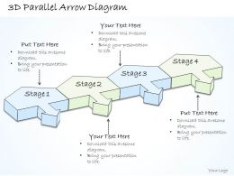 1814_business_ppt_diagram_3d_parallel_arrow_diagram_powerpoint_template_Slide01