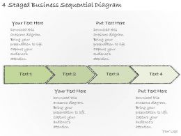 1814_business_ppt_diagram_4_staged_business_sequential_diagram_powerpoint_template_Slide01