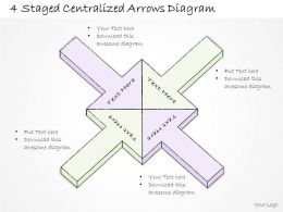 1814_business_ppt_diagram_4_staged_centralized_arrows_diagram_powerpoint_template_Slide01