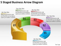 1814_business_ppt_diagram_5_staged_business_arrow_diagram_powerpoint_template_Slide01