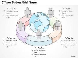 1814_business_ppt_diagram_5_staged_business_global_diagram_powerpoint_template_Slide01