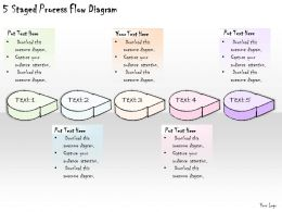 1814_business_ppt_diagram_5_staged_process_flow_diagram_powerpoint_template_Slide01