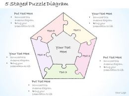 1814_business_ppt_diagram_5_staged_puzzle_diagram_powerpoint_template_Slide01