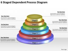 1814_business_ppt_diagram_6_staged_dependent_process_diagram_powerpoint_template_Slide01