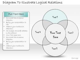 1814_business_ppt_diagram_diagram_to_illustrate_logical_relations_powerpoint_template_Slide02