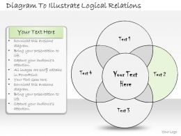1814_business_ppt_diagram_diagram_to_illustrate_logical_relations_powerpoint_template_Slide03