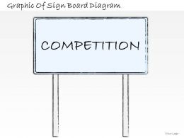1814 Business Ppt Diagram Graphic Of Sign Board Diagram Powerpoint Template