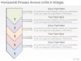 1814_business_ppt_diagram_horizontal_process_arrows_with_5_stages_powerpoint_template_Slide01