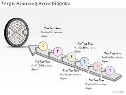 1814_business_ppt_diagram_target_achieving_arrow_diagram_powerpoint_template_Slide01