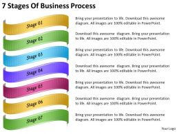 2013_business_ppt_diagram_7_stages_of_business_process_powerpoint_template_Slide01