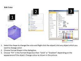 2013 July Calendar PowerPoint Slides PPT templates