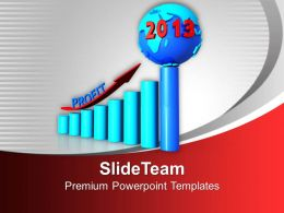 2013 Successful Business Graph Global PowerPoint Templates PPT Themes And Graphics