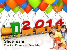 2014 New Year Education PowerPoint Templates PPT Backgrounds For Slides 1113