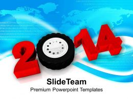 2014 New Year Speed PowerPoint Templates PPT Backgrounds For Slides 1113