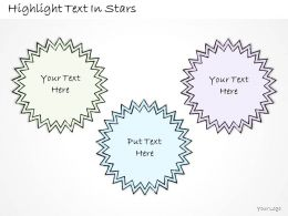 2102_business_ppt_diagram_highlight_text_in_stars_powerpoint_template_Slide01