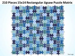 210_pieces_15x14_rectangular_jigsaw_puzzle_matrix_powerpoint_templates_0812_Slide01