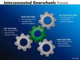 23 Interconnected Gearwheels Process