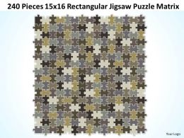 240_pieces_15x16_rectangular_jigsaw_puzzle_matrix_powerpoint_templates_0812_Slide01