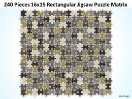 240_pieces_16x15_rectangular_jigsaw_puzzle_matrix_powerpoint_templates_0812_Slide01