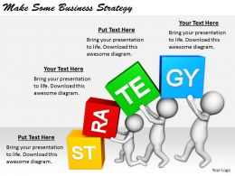 2413 Business Ppt Diagram Make Some Business Strategy Powerpoint Template