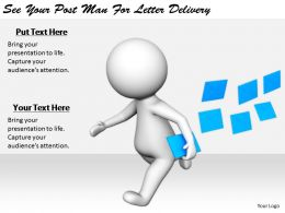 2413 Business Ppt Diagram See Your Post Man For Letter Delivery Powerpoint Template