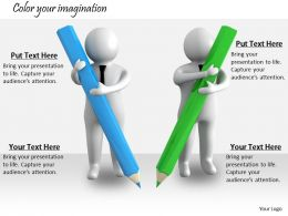 2413 Color Your Imagination Ppt Graphics Icons Powerpoint