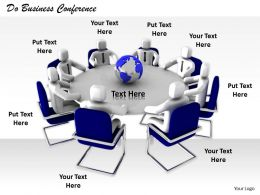 2413 Do Business Conference Ppt Graphics Icons Powerpoint