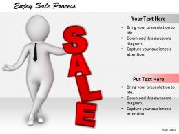 2413 Enjoy Sale Process Ppt Graphics Icons Powerpoint