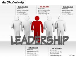 2413 Get The Leadership Ppt Graphics Icons Powerpoint