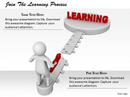 2413 Join The Learning Process Ppt Graphics Icons Powerpoint