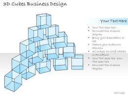 2502_business_ppt_diagram_3d_cubes_business_design_powerpoint_template_Slide01