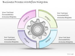 2502 Business Ppt Diagram Business Process Workflow Diagram Powerpoint Template