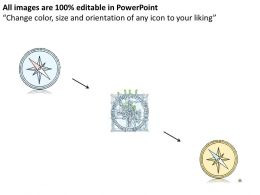 2502_business_ppt_diagram_compass_tool_of_navigation_powerpoint_template_Slide02