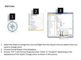 2502_business_ppt_diagram_compass_tool_of_navigation_powerpoint_template_Slide04