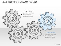2502_business_ppt_diagram_gear_diaram_business_process_powerpoint_template_Slide01