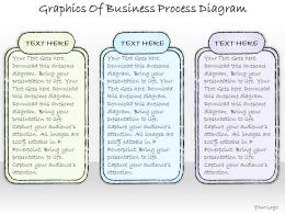 2502 Business Ppt Diagram Graphics Of Business Process Diagram Powerpoint Template