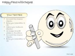 2502_business_ppt_diagram_happy_face_with_degree_powerpoint_template_Slide01