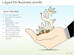 2502 Business Ppt Diagram Layout For Business Growth Powerpoint Template