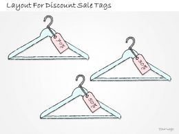 2502 Business Ppt Diagram Layout For Discount Sale Tags Powerpoint Template